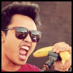 banana mic by John Navid