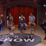 White Shoes & The Couples Company di Tonight Show NET.TV